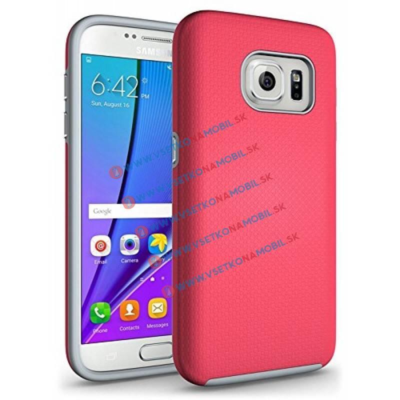 Odolné (ochranné) pouzdro Samsung Galaxy S7 růžové