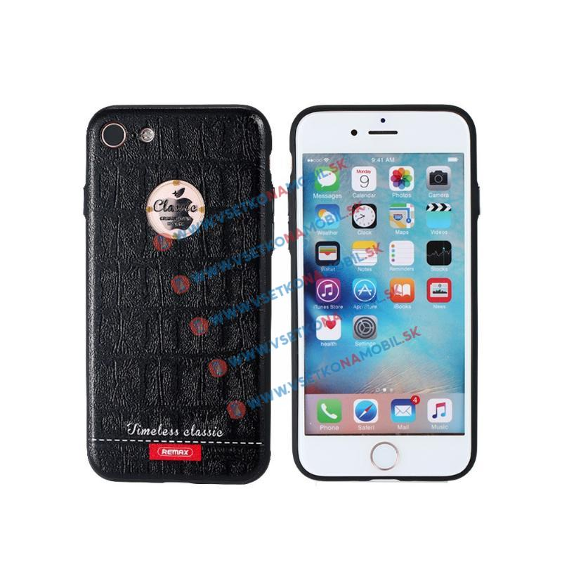 REMAX ELEGANCE Ochranný obal Apple iPhone 7 / iPhone 8 LEAHTER