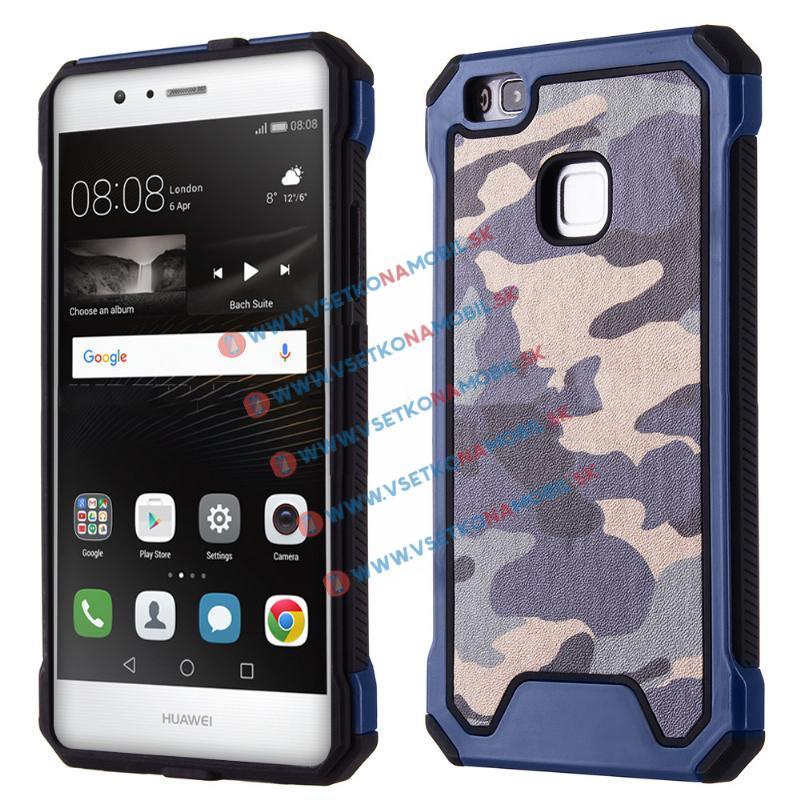 ARMY Ochranné púzdro Huawei P9 lite modré