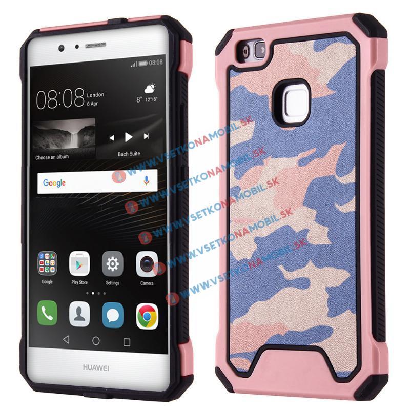 ARMY Ochranné púzdro Huawei P9 lite ružové