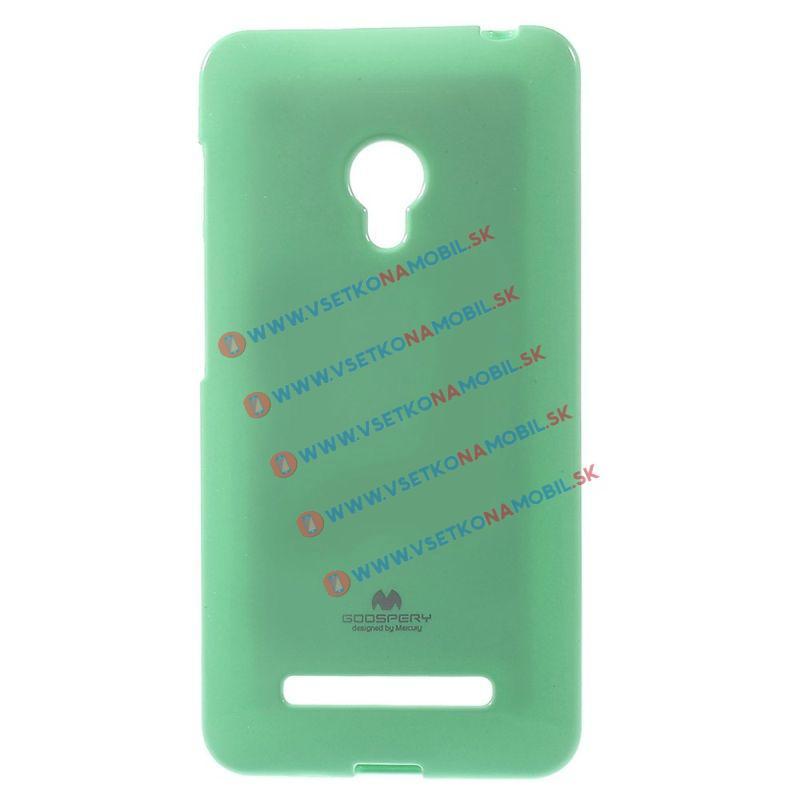 FORCELL Silikonový kryt Asus Zenfone 5 mint