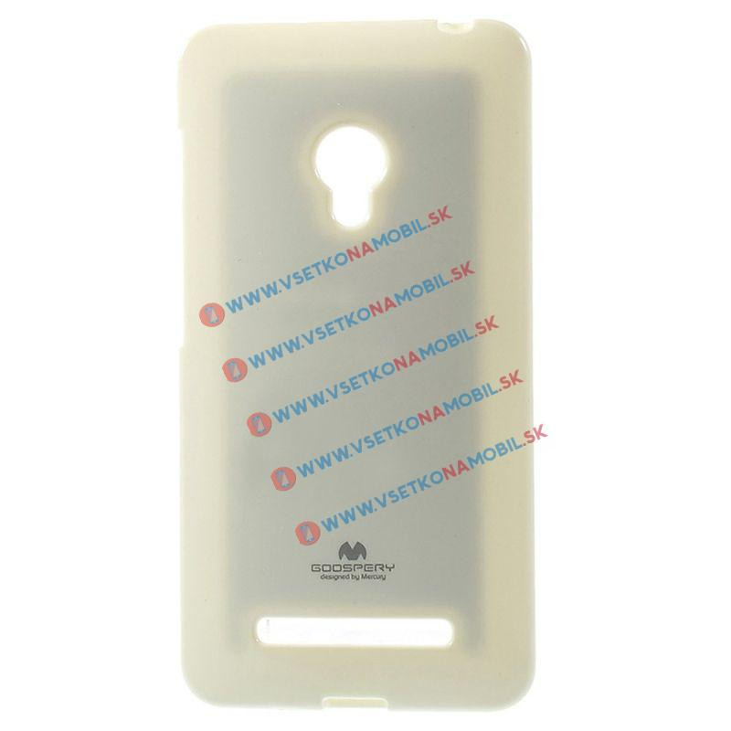 MERCURY ochranný obal Asus Zenfone 6 biely
