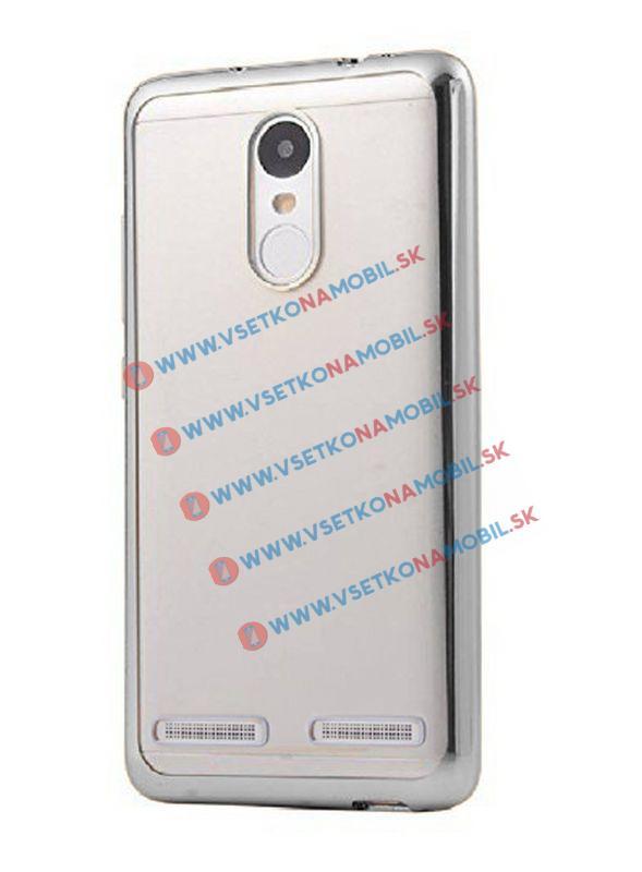 FORCELL METALLIC ochranný obal pre Lenovo K6 strieborný 8382c48c27d