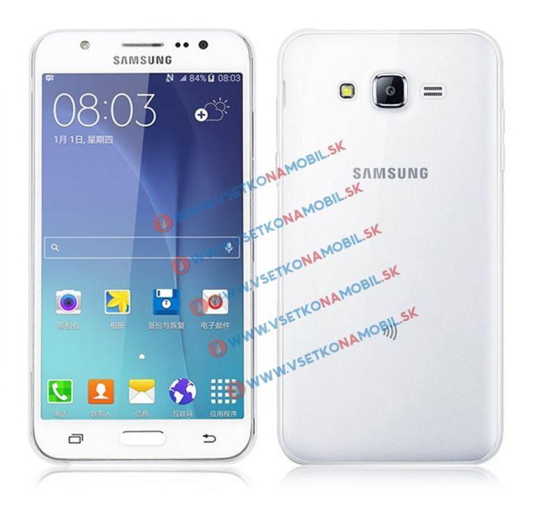 FORCELL Silikónový obal Samsung Galaxy J5 2015 (J500) priehľadný