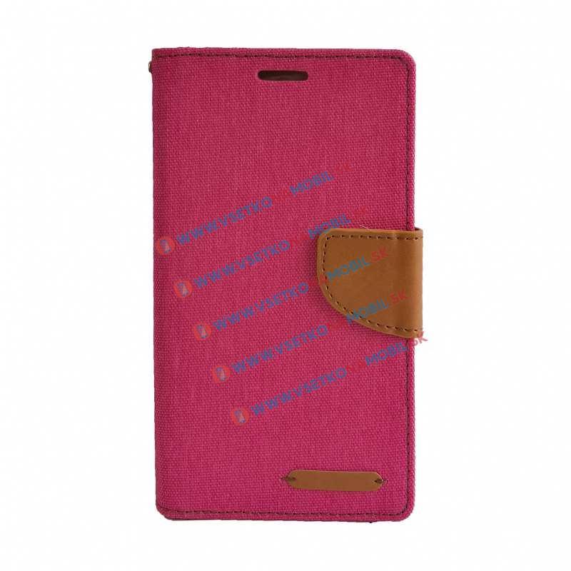 CANVAS peňaženkové púzdro Lenovo Vibe X3 ružové