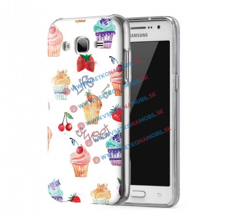 FORCELL ART Silikónový obal Samsung Galaxy Grand Prime MUFF