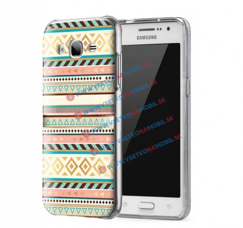 FORCELL ART Silikónový obal Samsung Galaxy Grand Prime PATTERN
