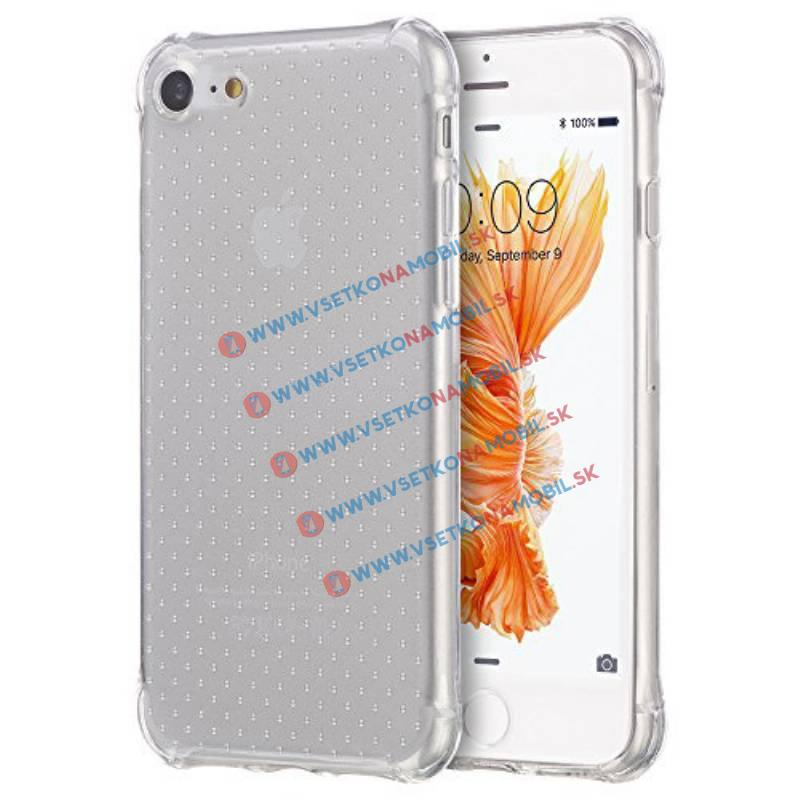 FORCELL Extraodolný TPU Obal Apple iPhone 7 / iPhone 8 průhledný