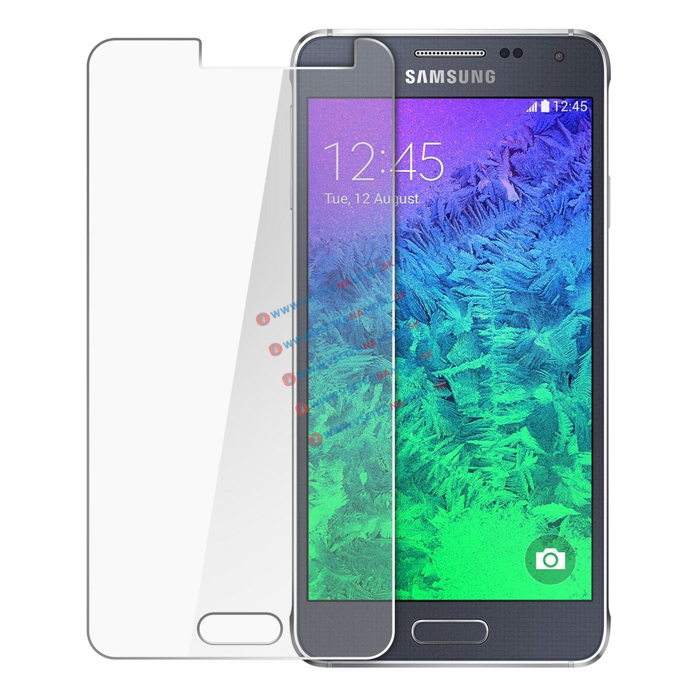 FORCELL Tvrzené ochranné sklo Samsung Galaxy A3 2015 (A300)