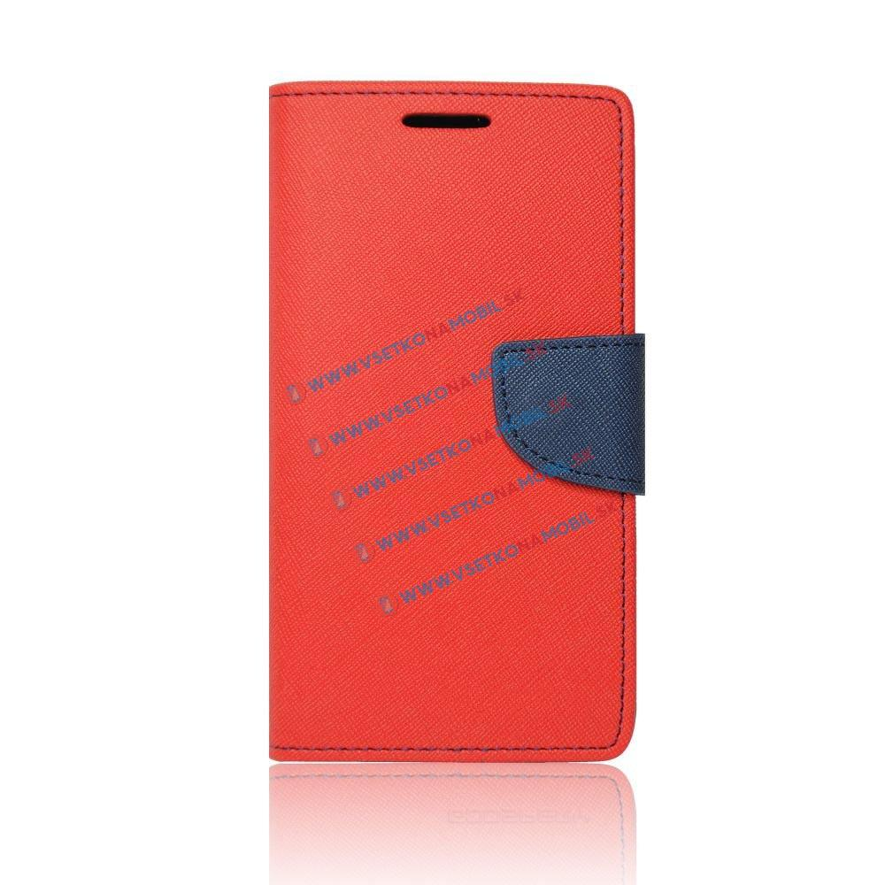 FANCY Peňaženkové pouzdro Huawei P9 Plus červené