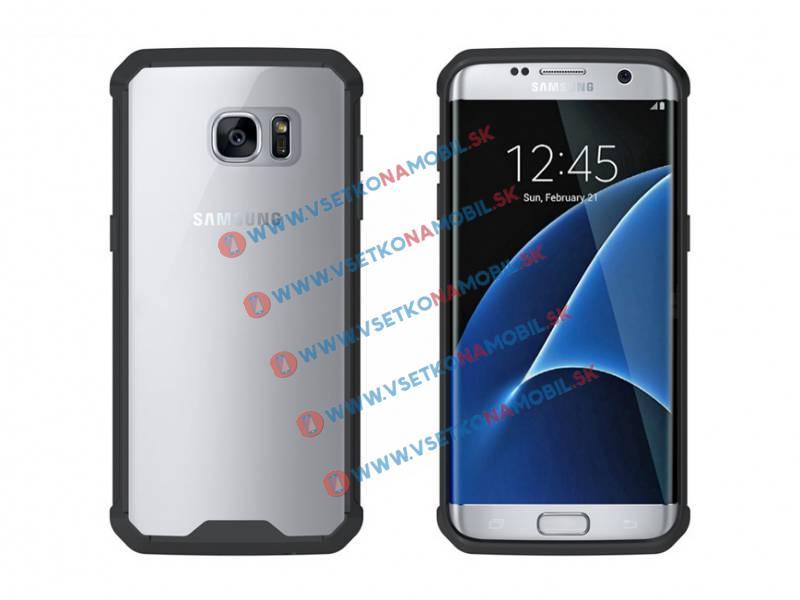 FORCELL SHOCK Ochranný obal Samsung Galaxy S7 Edge černý