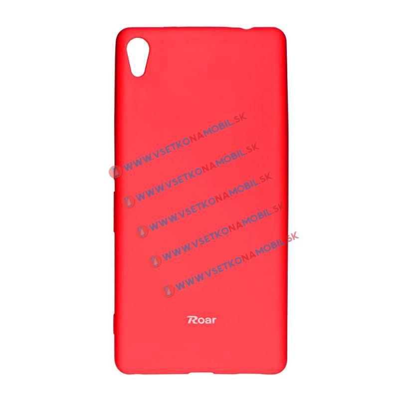 ROAR TPU Ochranný obal Sony Xperia XA růžový