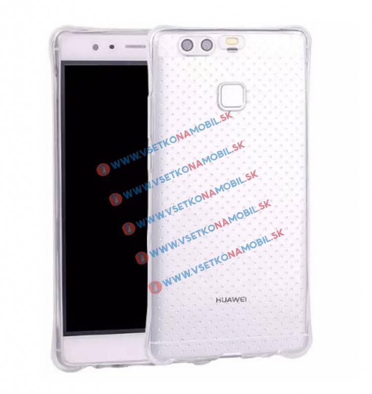 Extraodolný TPU obal Huawei P9 priehľadný