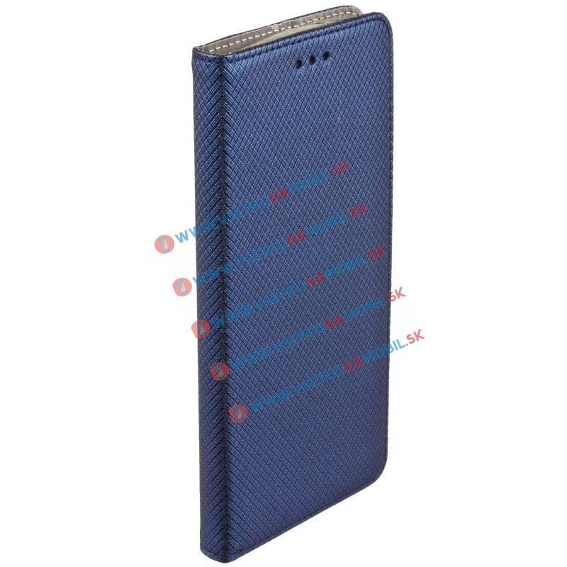 MAGNET Peňaženkový obal LG G6 modrý