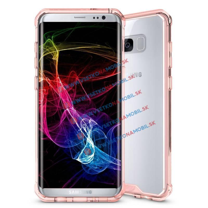 FORCELL SHOCK Ochranný obal Samsung Galaxy S8 Plus růžový