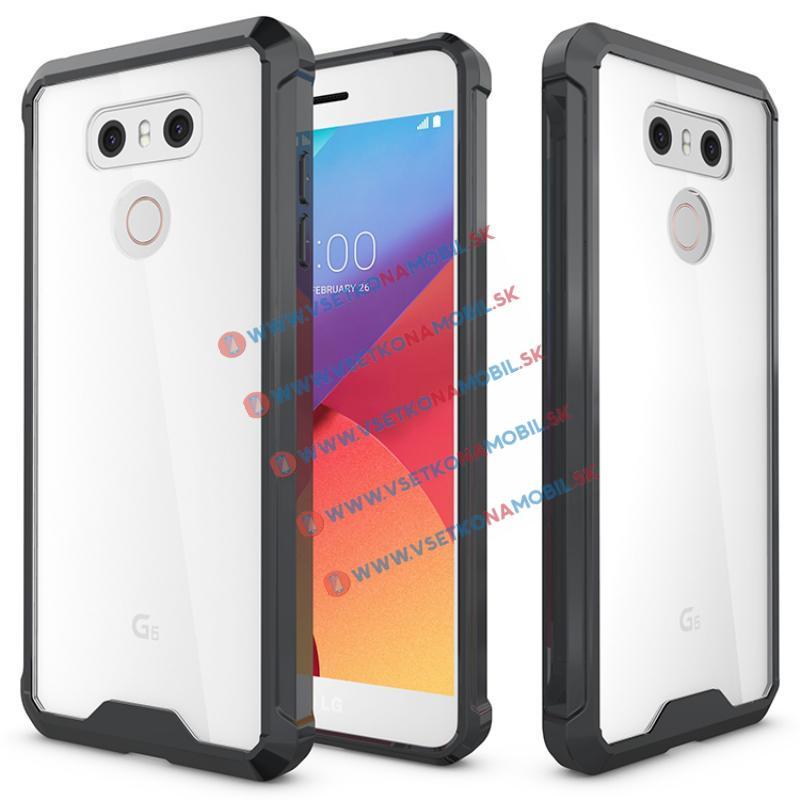 FORCELL SHOCK Ochranný kryt LG G6 čierny