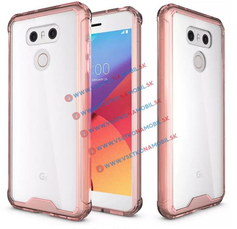 FORCELL SHOCK Ochranný kryt LG G6 růžový