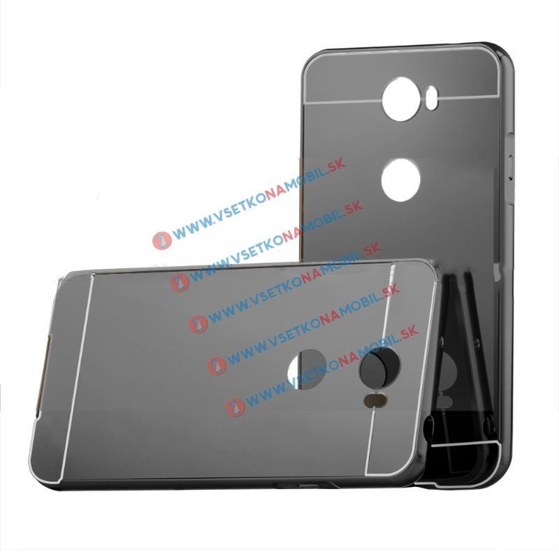 Ochranný zrkadlový obal Huawei Y5 II čierny