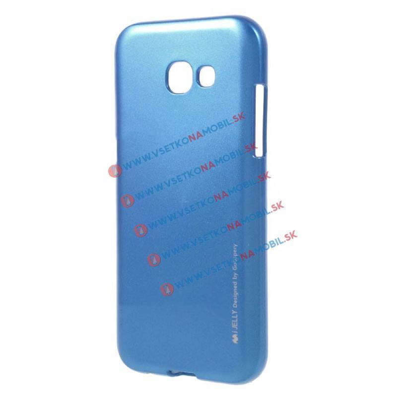 MERCURY I-JELLY Obal Samsung Galaxy A5 2017 (A520) modrý