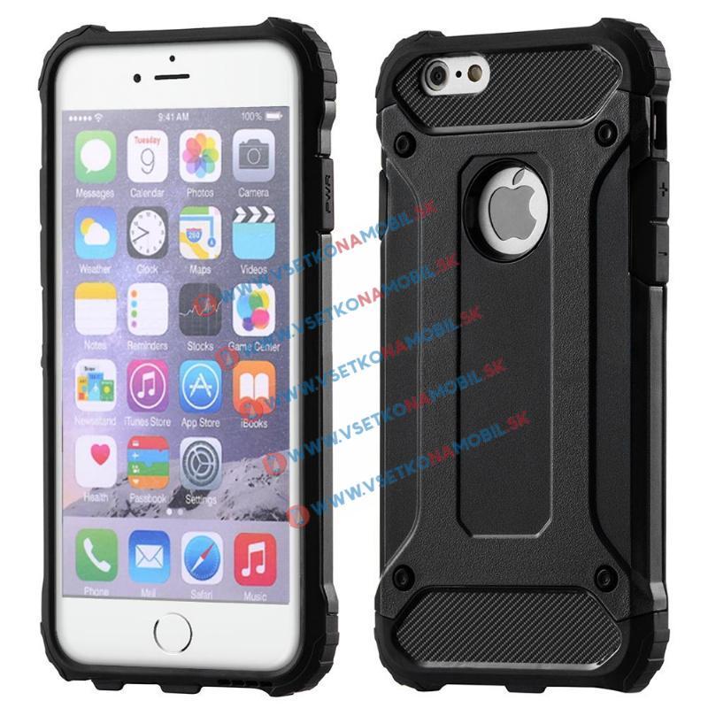 FORCELL TOUGH Ochranný kryt Apple iPhone 6   6S černý 6728a89a2bb