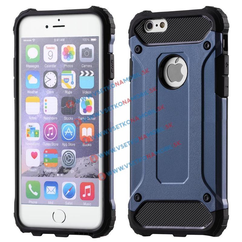 FORCELL TOUGH Ochranný kryt Apple iPhone 6   6S modrý dcfb83e2b5d