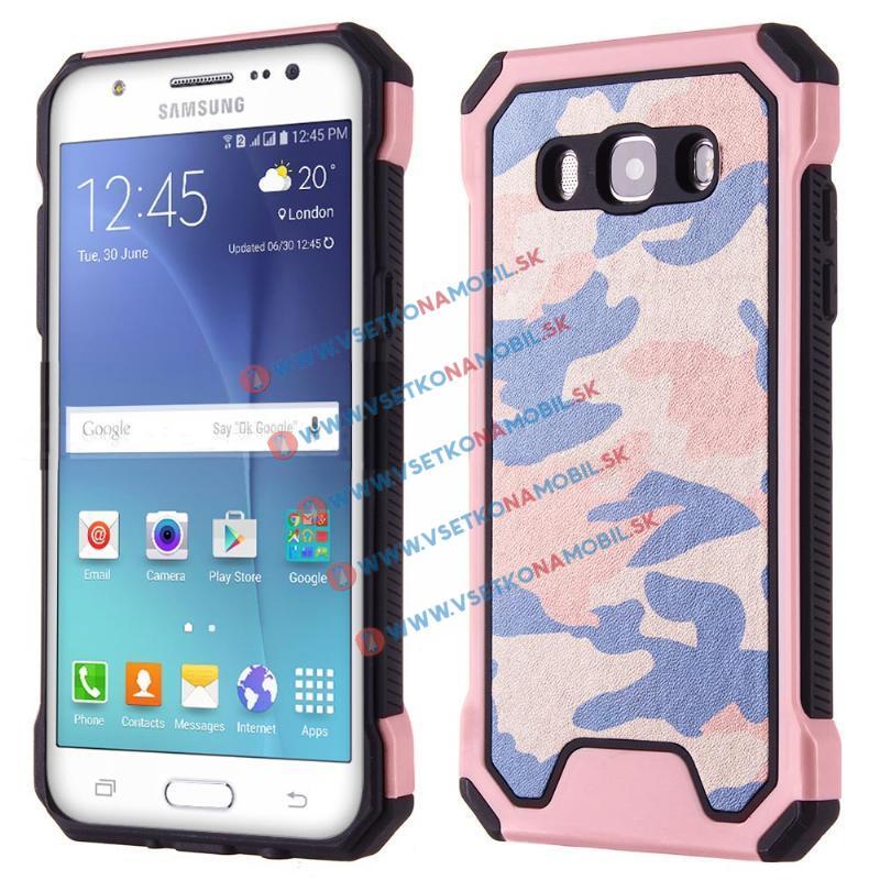 ARMY Ochranné púzdro Samsung Galaxy J5 2016 (J510) ružové