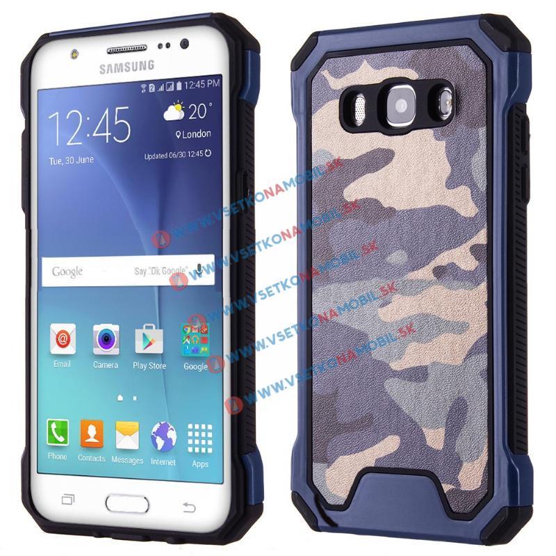 ARMY Ochranné púzdro Samsung Galaxy J5 2016 (J510) modré