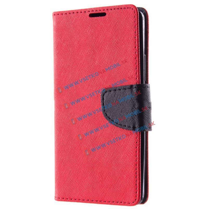 FORCELL Fancy Peňaženkový obal K6 Note červený