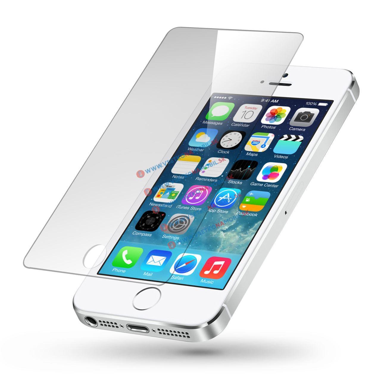 FORCELL Ochranné tvrdené sklo Apple iPhone 4 / 4S