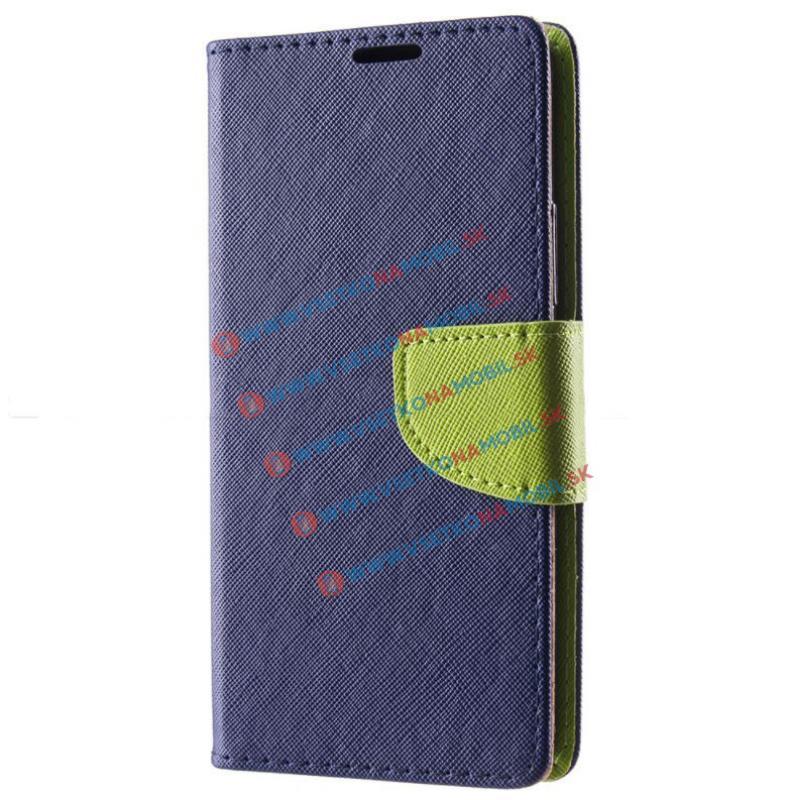 FORCELL Fancy Peňaženkový obal K6 Note modrý