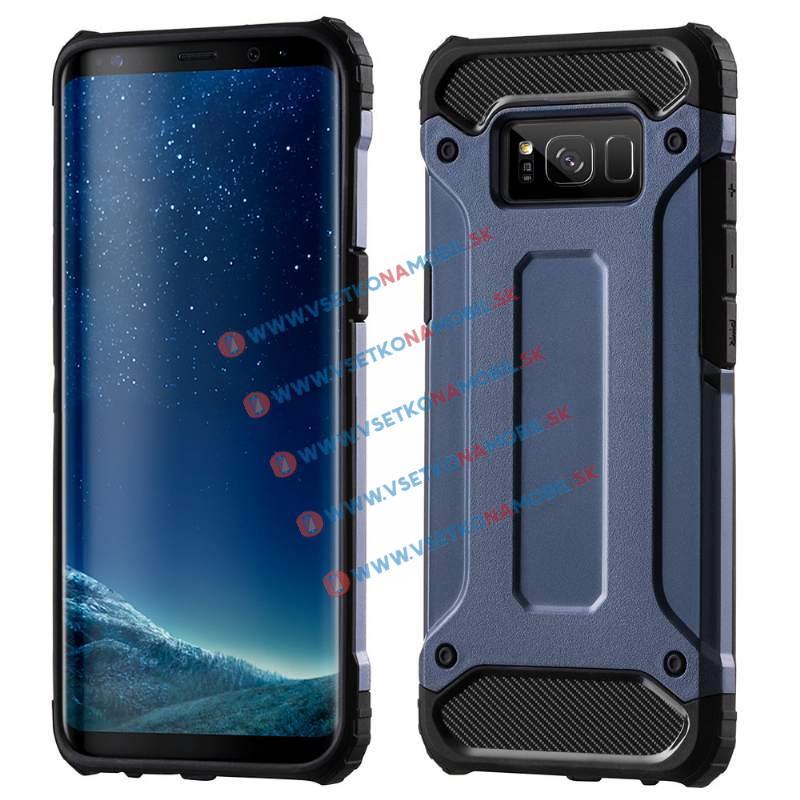 TOUGH Extra odolný obal Samsung Galaxy S8 Plus modrý