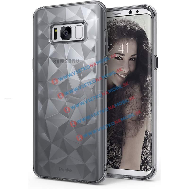 RINGKE AIR PRISM Samsung Galaxy S8 Plus šedý