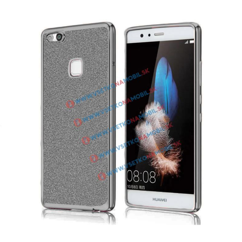 FORCELL GLite Silikonový obal Huawei P10 Lite černý
