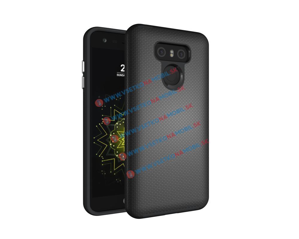 HYBRID Odolný obal LG G6 čierny