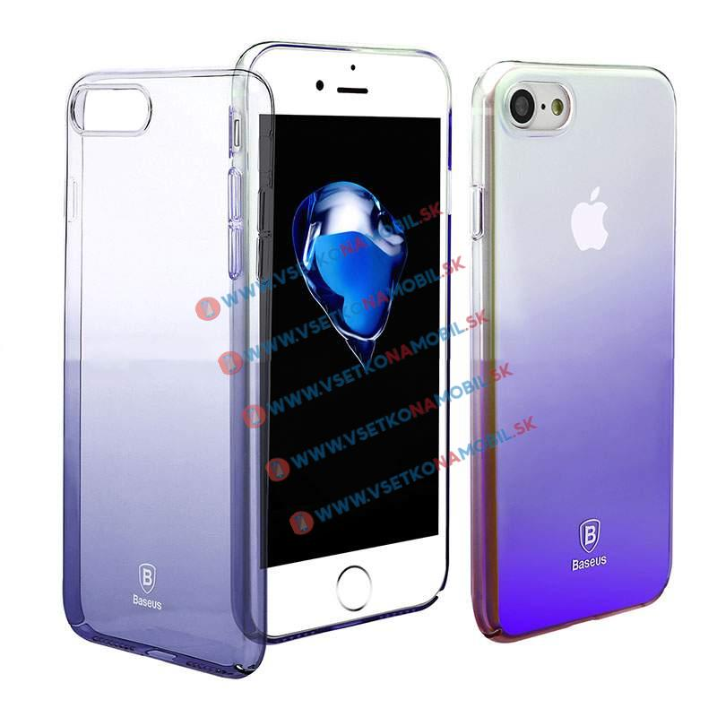 BASEUS GLAZE Ochranný kryt Apple iPhone 7 / iPhone 8 / iPhone SE 2020 černý