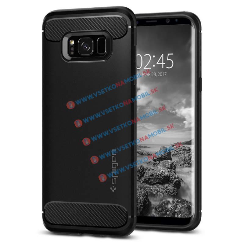 SPIGEN RUGGED ARMOR Samsung Galaxy S8 čierny