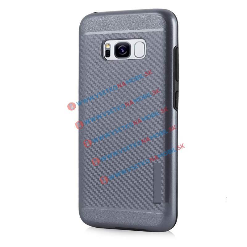 ARMOR Ochranný obal Samsung Galaxy S8 šedý