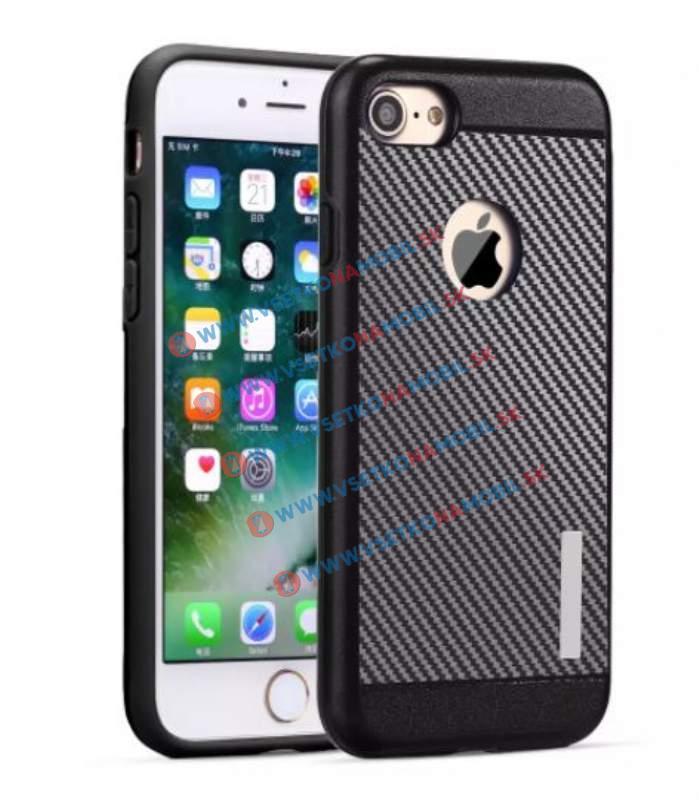 FORCELL ARMOR Ochranný obal Apple iPhone 7 / iPhone 8 čierny