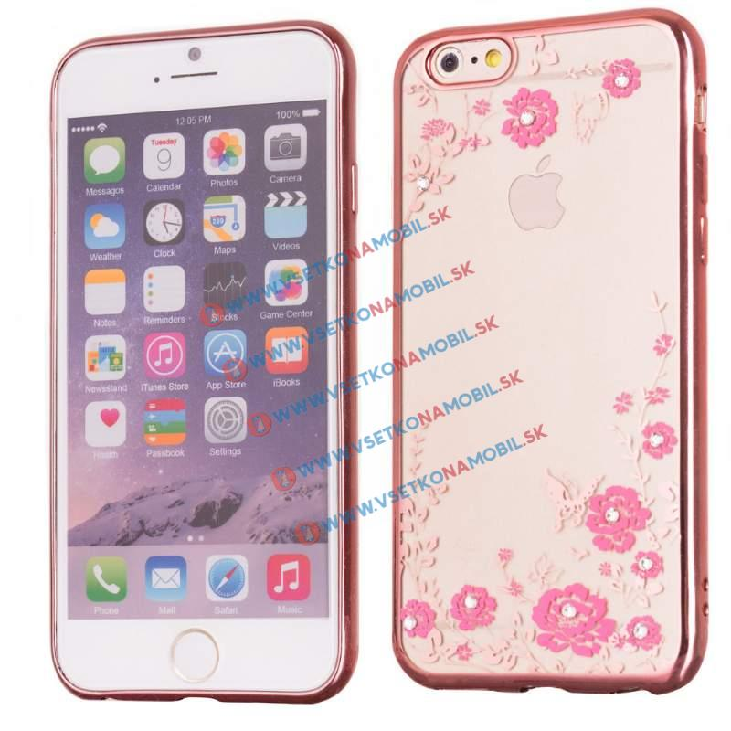 FORCELL BLOOM TPU Apple iPhone 6 / 6S ružový