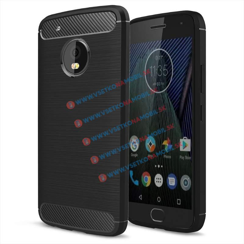 FORCELL FLEXI TPU obal Lenovo Moto G5 Plus černý