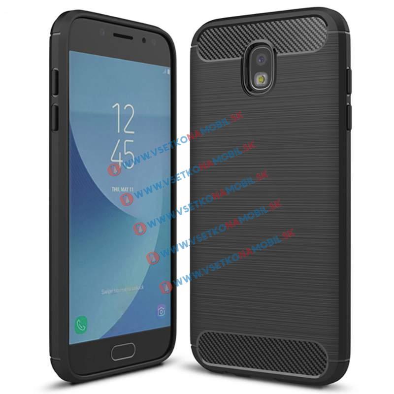 FORCELL FLEXI TPU obal Samsung Galaxy J7 2017 (J730) černý