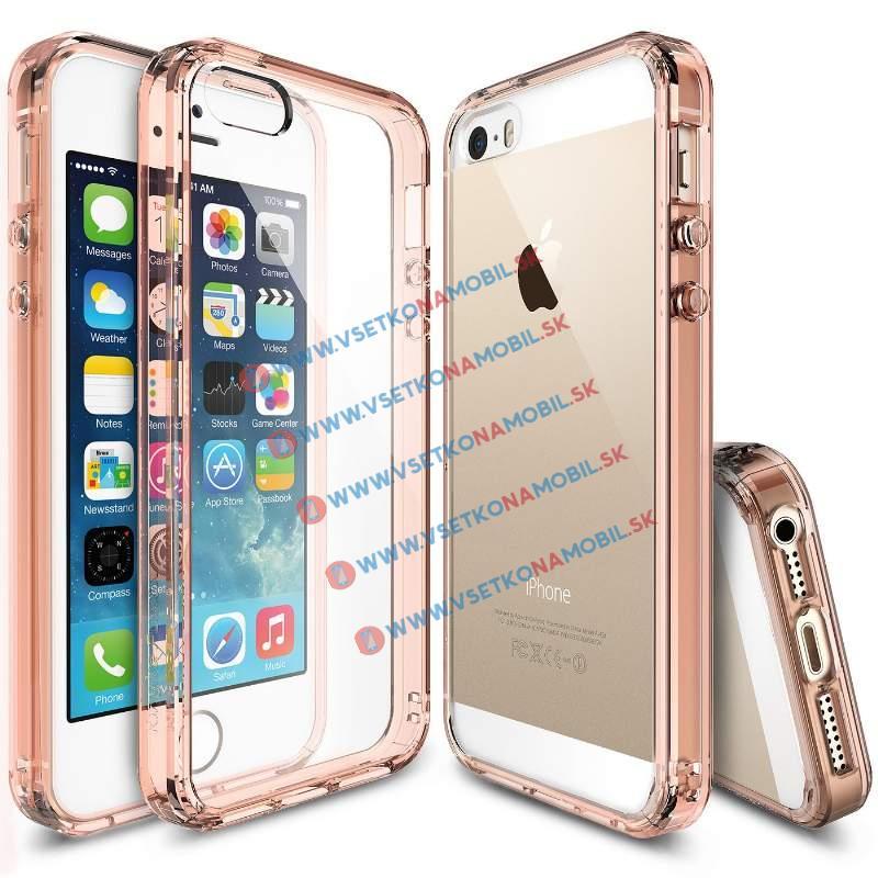 RINGKE FUSION Apple iPhone 5 / 5S / SE růžový