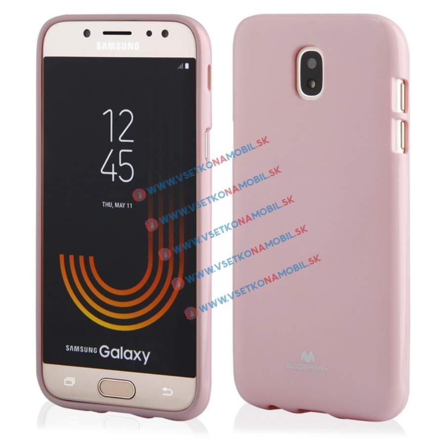 MERCURY JELLY Samsung Galaxy J3 2017 (J330) ružový