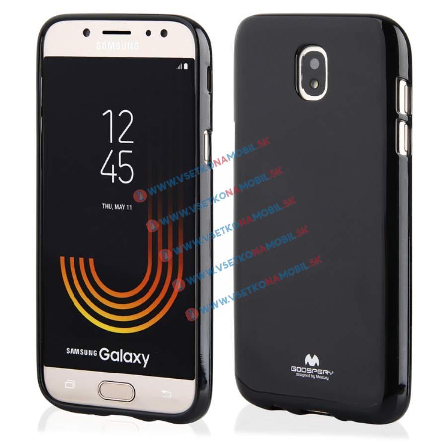 MERCURY JELLY Samsung Galaxy J3 2017 (J330) čierny
