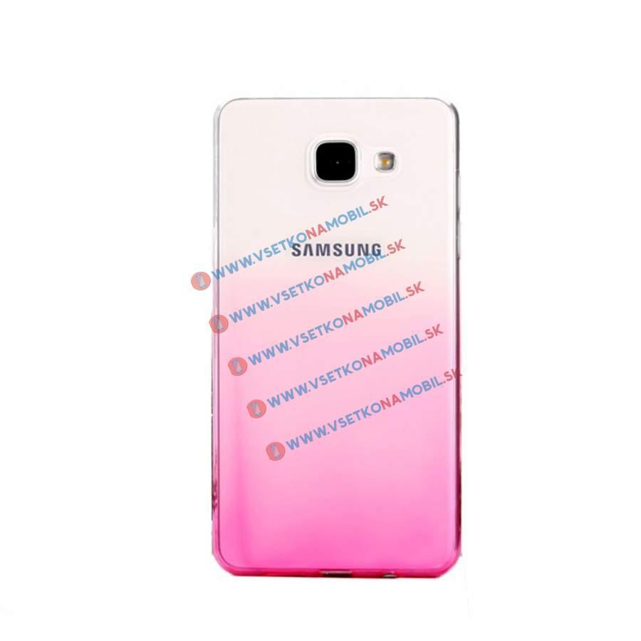 FORCELL OMBRE Samsung Galaxy A3 2017 (A320) růžový