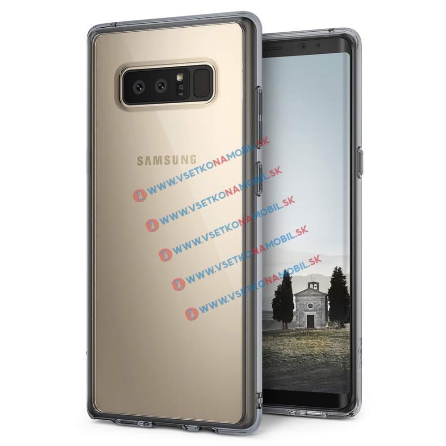 RINGKE FUSION Samsung Galaxy Note 8 šedý