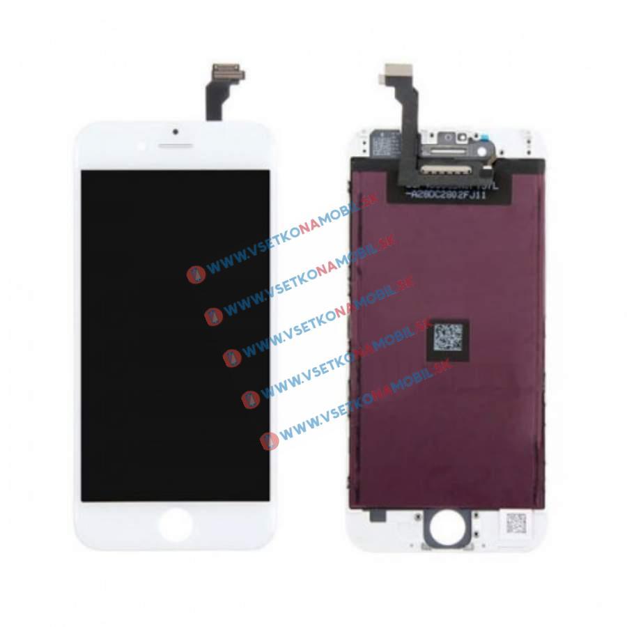 Apple iPhone 6 LCD Displej + dotyková plocha AAA bílý
