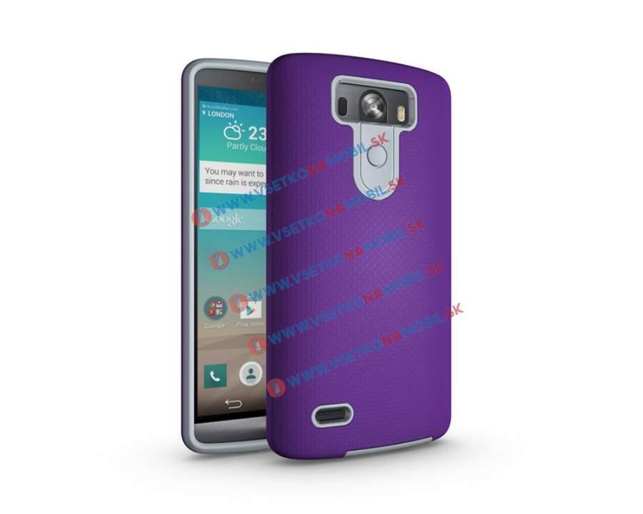 HYBRID Ochranný kryt LG G3 fialový