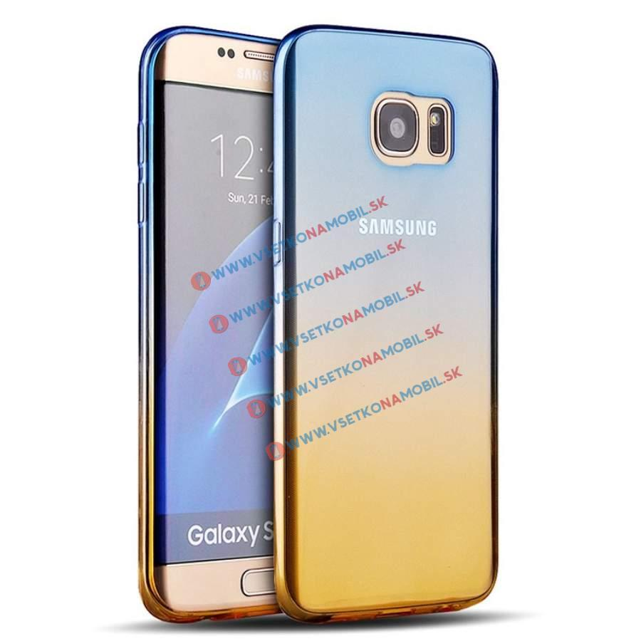 FORCELL OMBRE Samsung Galaxy S7 modrý
