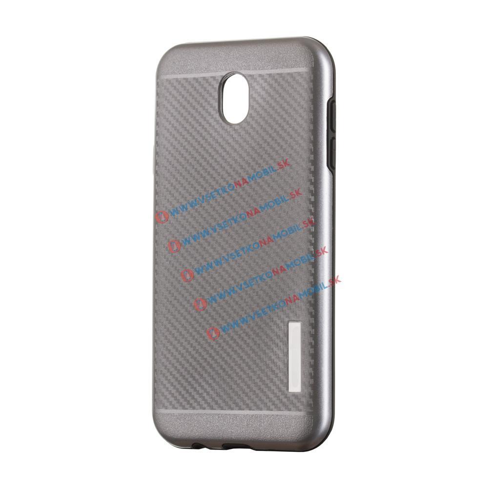 ARMOR Ochranný obal Samsung Galaxy J7 2017 (J730) šedý